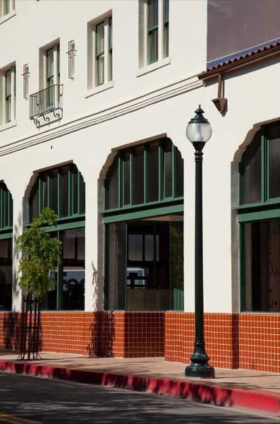 Wineman Hotel Exterioer San Luis Obispo
