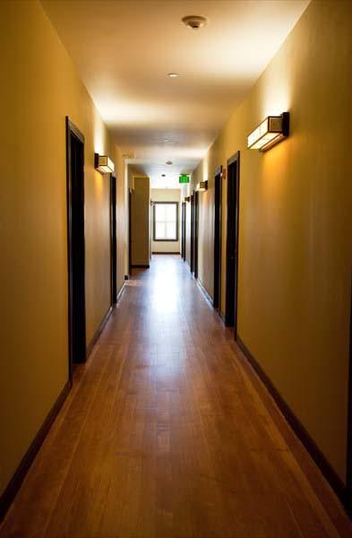 Wineman Hotel Hallway San Luis Obispo
