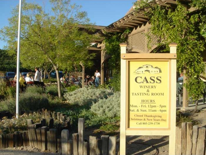 Cass Winery Paso Robles CRSA Architecture Firm San Luis Obispo
