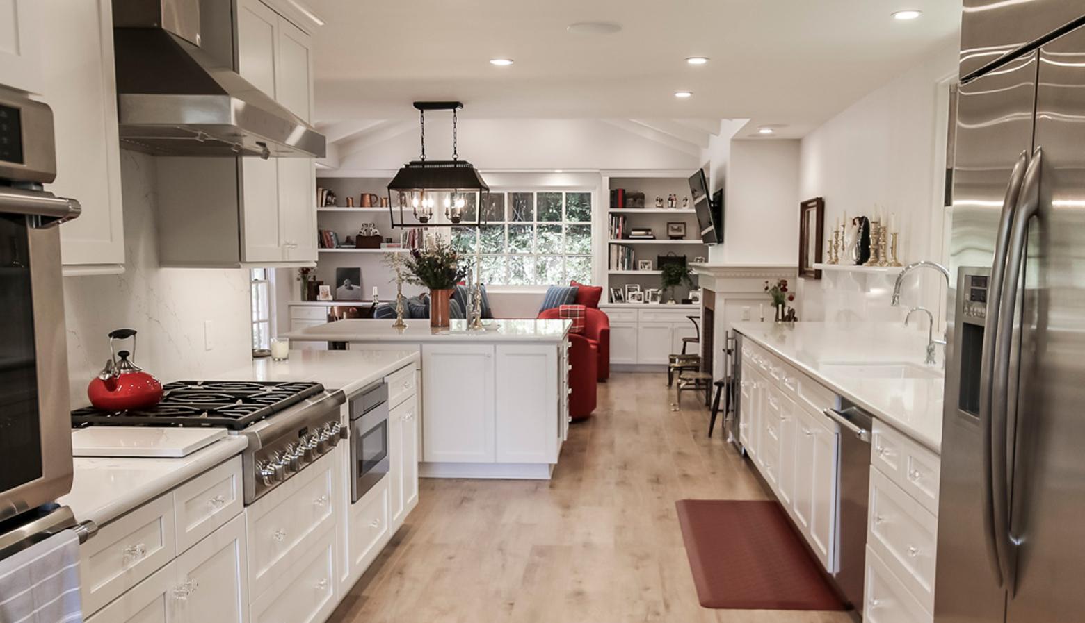 Pasadena Kitchen Remodel CRSA
