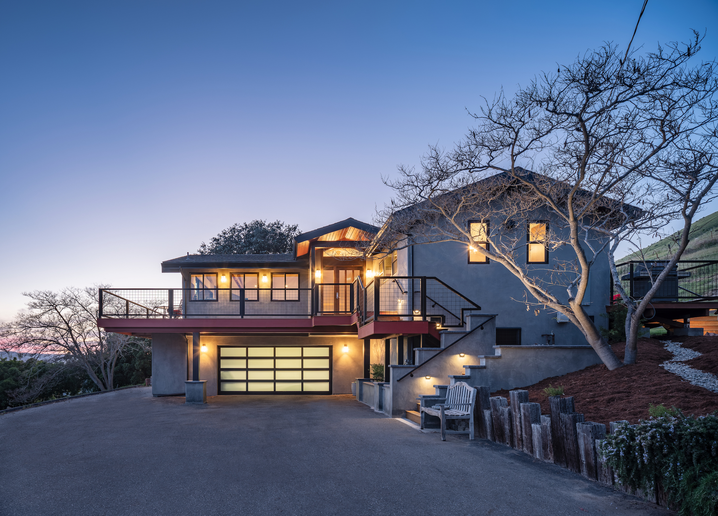 Alrita Residence Remodel San Luis Obispo CRSA Architecture AFTER