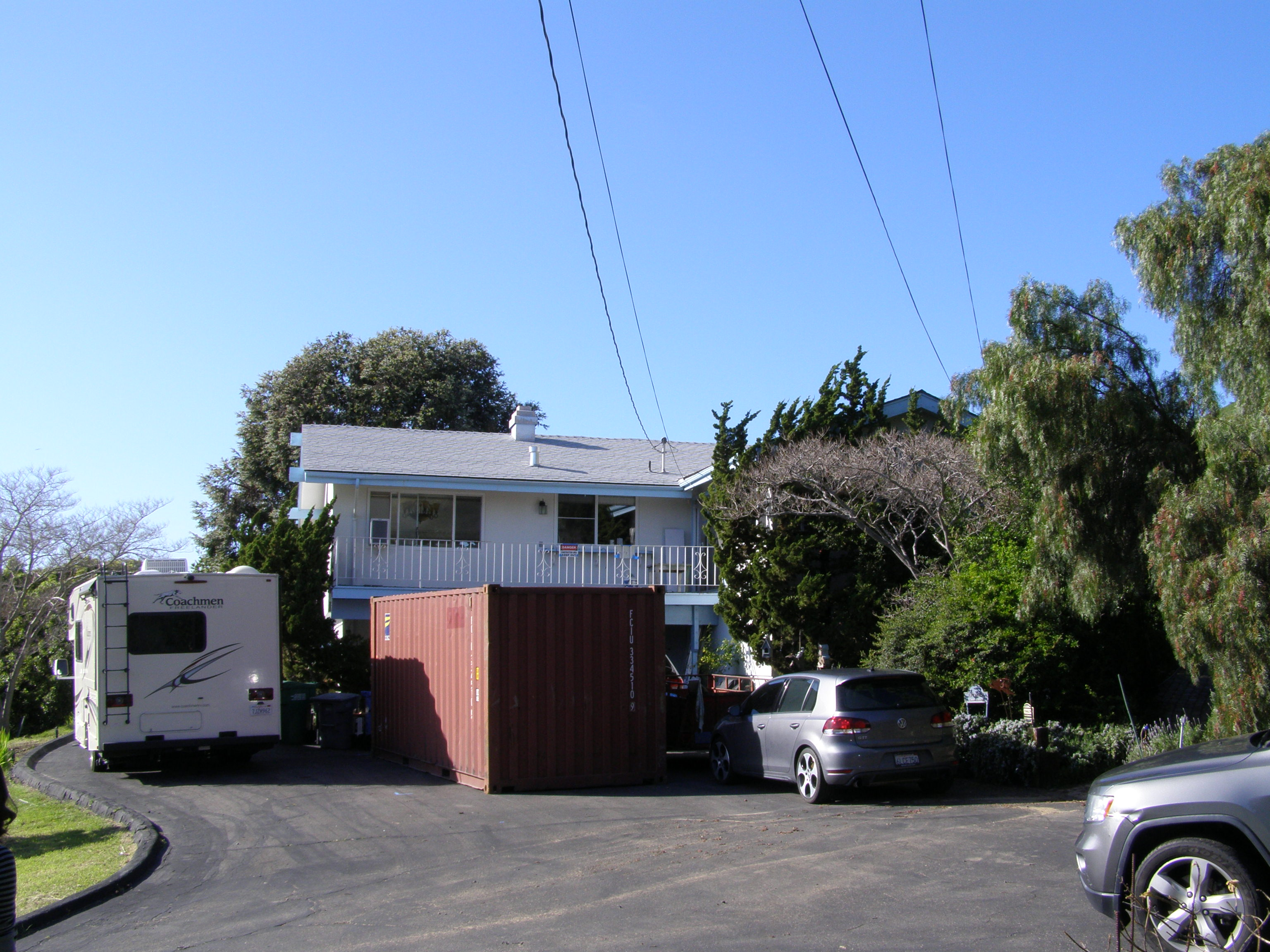Alrita Residence San Luis Obispo Before CRSA Remodel