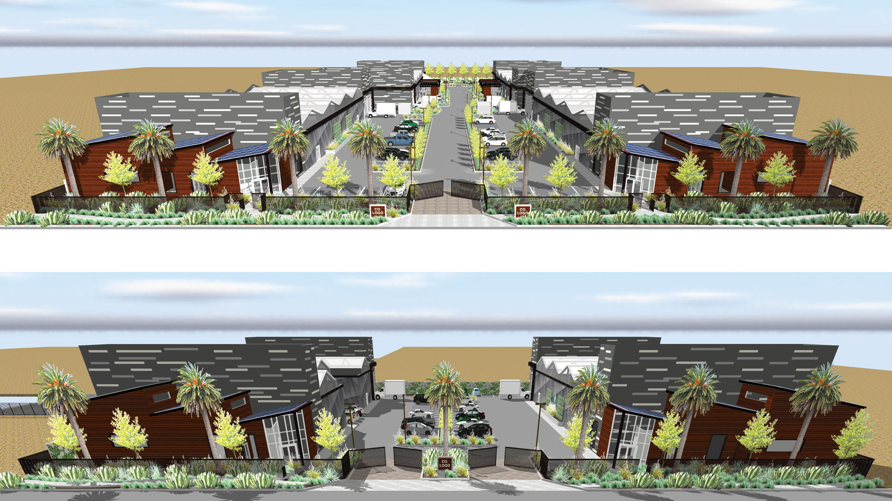 Huston Cannabis Campus Grover Beach CRSA Architecture